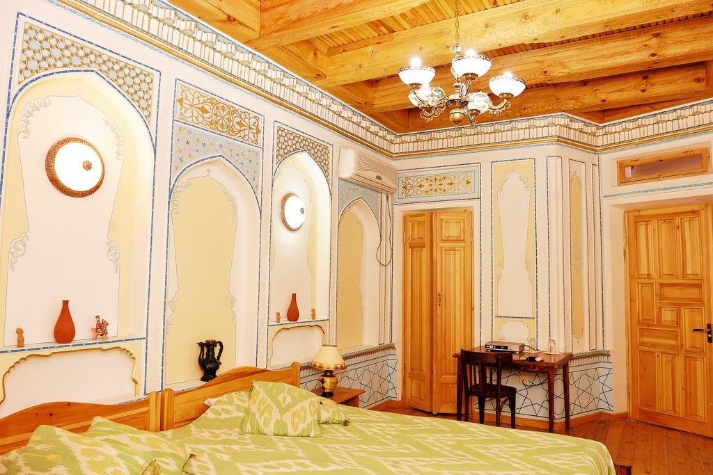 Double Room Minzifa Bukhara 2