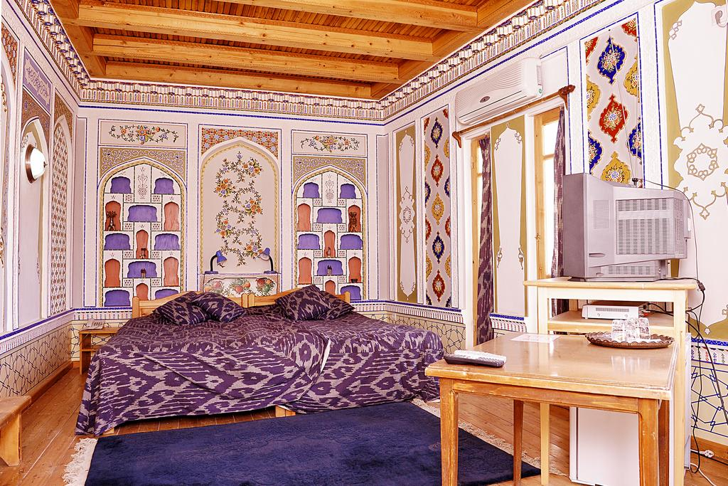 Double Room Minzifa Bukhara 7