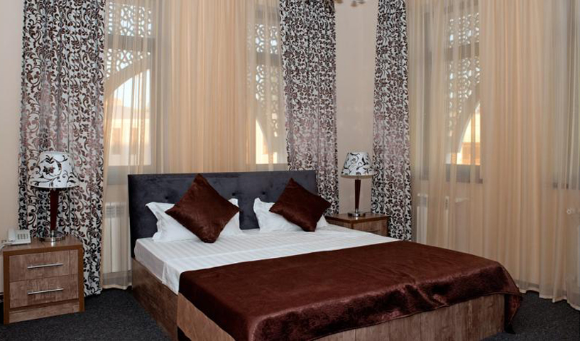 Double Room Bek Samarkand