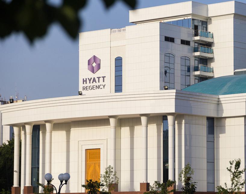 Hyatt Regency Tashkent 1