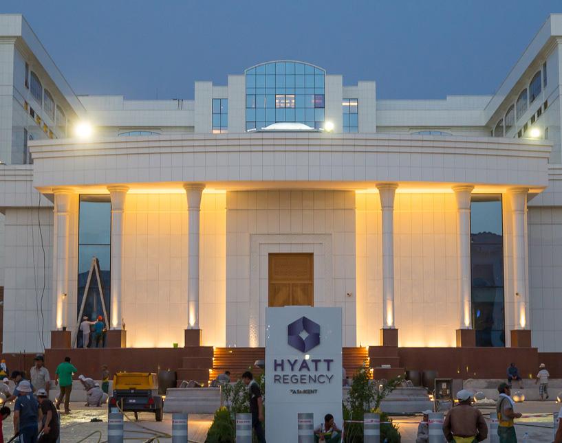 Hyatt Regency Tashkent 6
