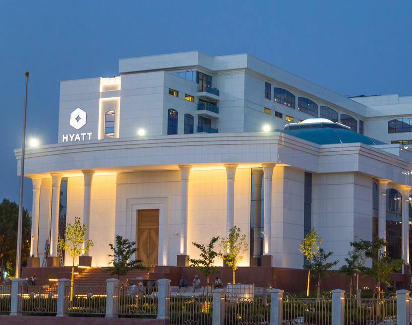 Hyatt Regency Tashkent 8