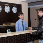 Reception Bek Samarkand