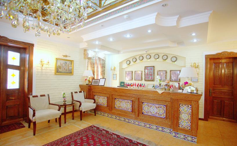Reception Grand Samarkand Superior 4
