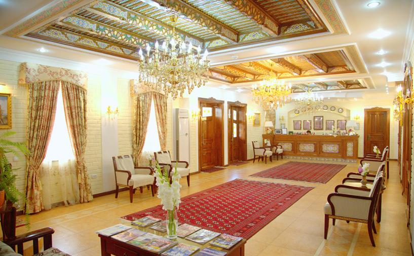 Reception Grand Samarkand Superior