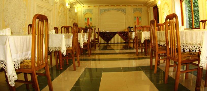 Restaurant Caravan Serail Samarkand