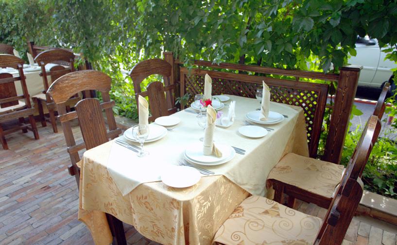 Restaurant Grand Samarkand Superior 1