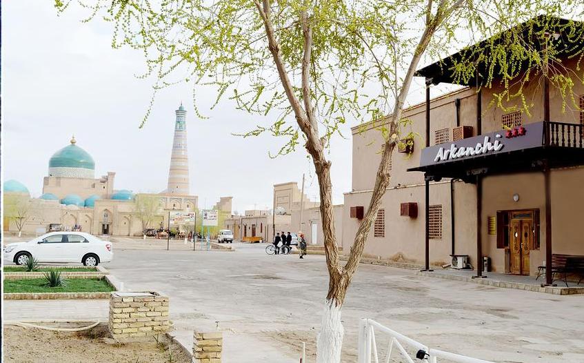 Arkonchi Khiva 10