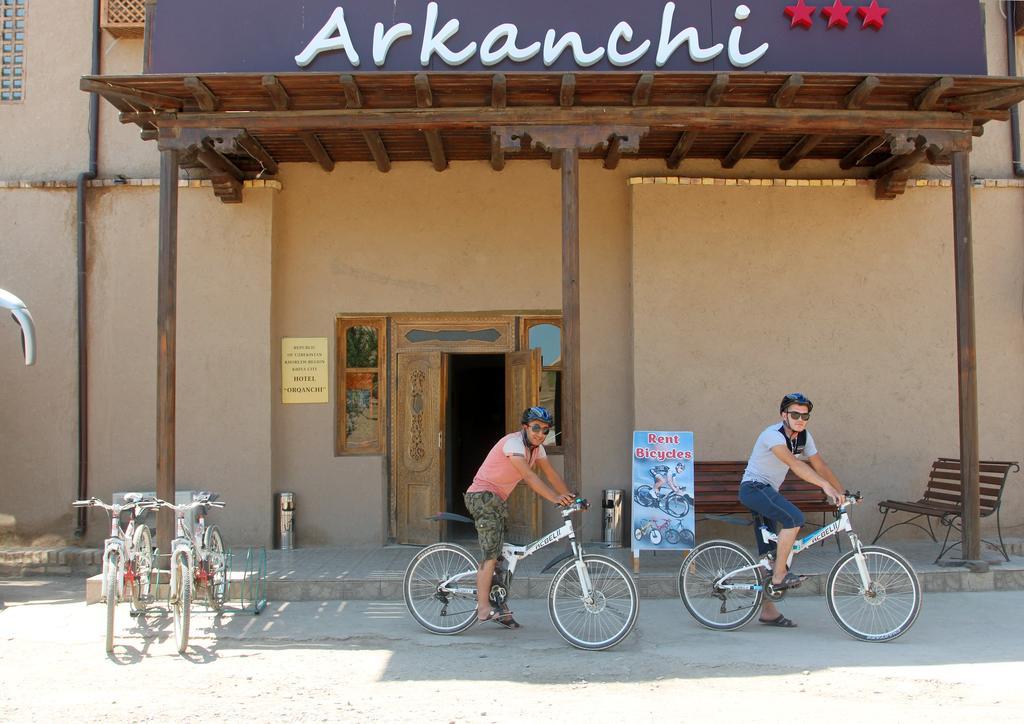 Arkonchi Khiva 11