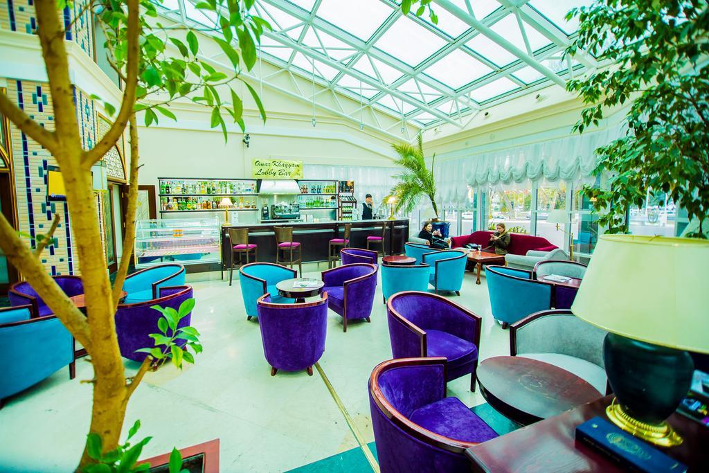 Bar City Palace Tashkent 2