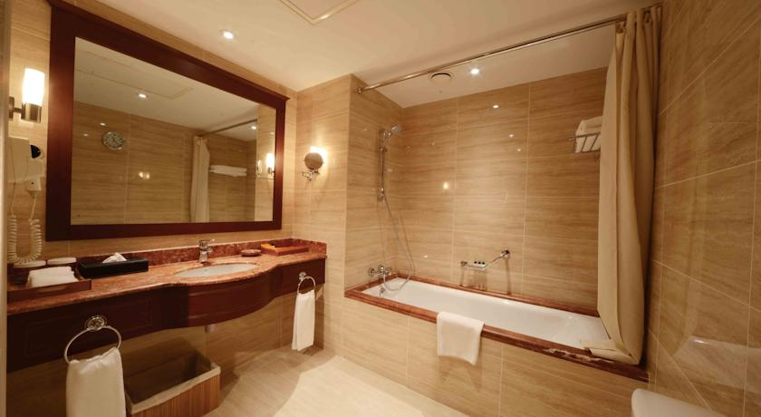 Bathroom Lotte City Tashkent Palace