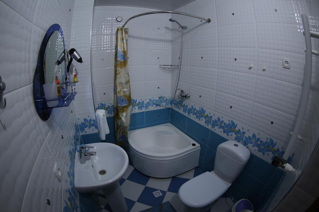 Bathroom Zilol Baxt Samarkand 1