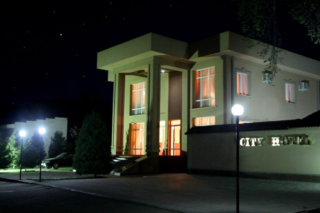 City Samarkand 7