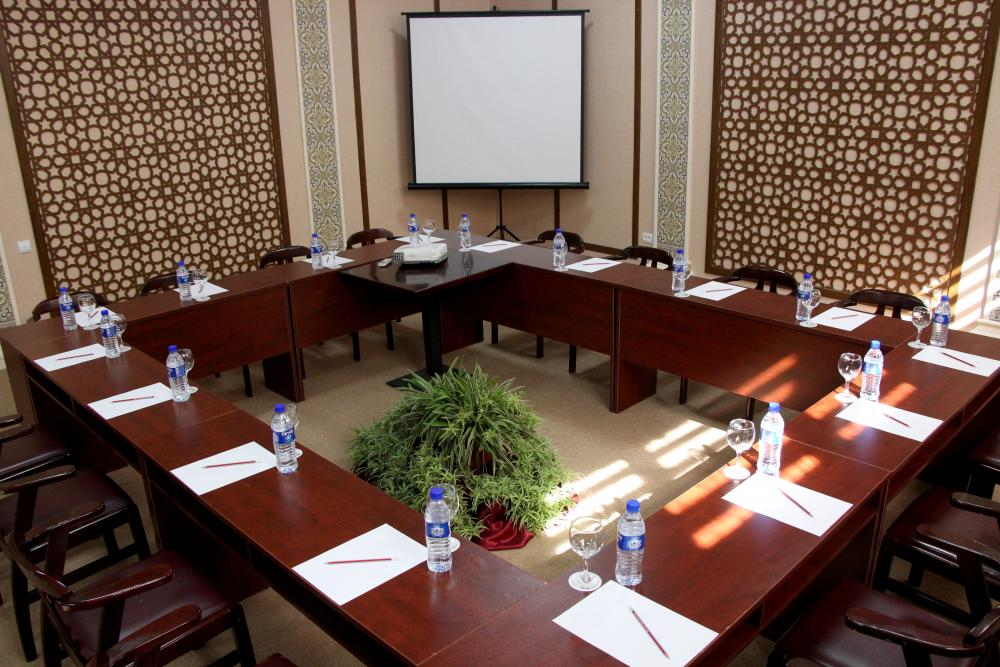 Conference Room Hotel Asia Tashkent 1