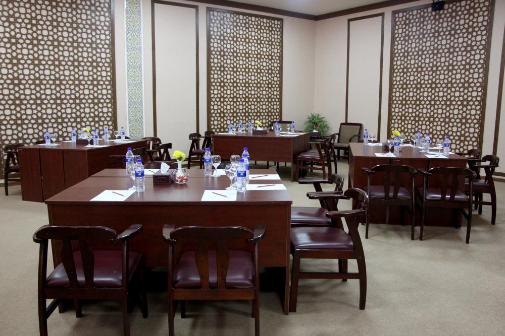 Conference Room Hotel Asia Tashkent 5