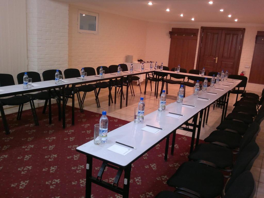 Conference Room Hotel Bek Tashkent 1