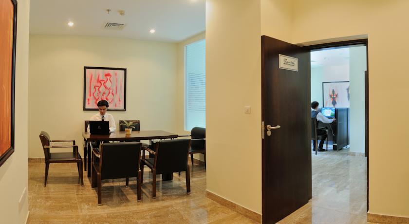 Conference Room Ramada Tashkent