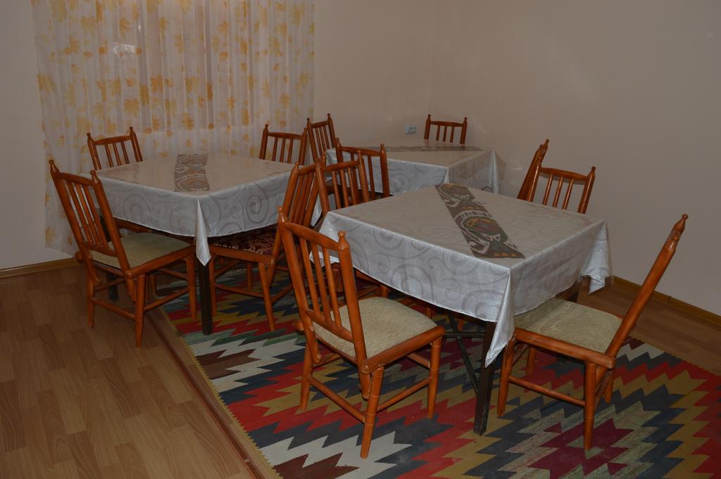 Dining Room Kovunchoy Bonu B&B Khiva 1