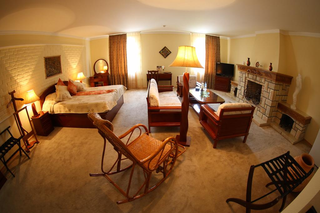 Double Room Grand Samarkand 3