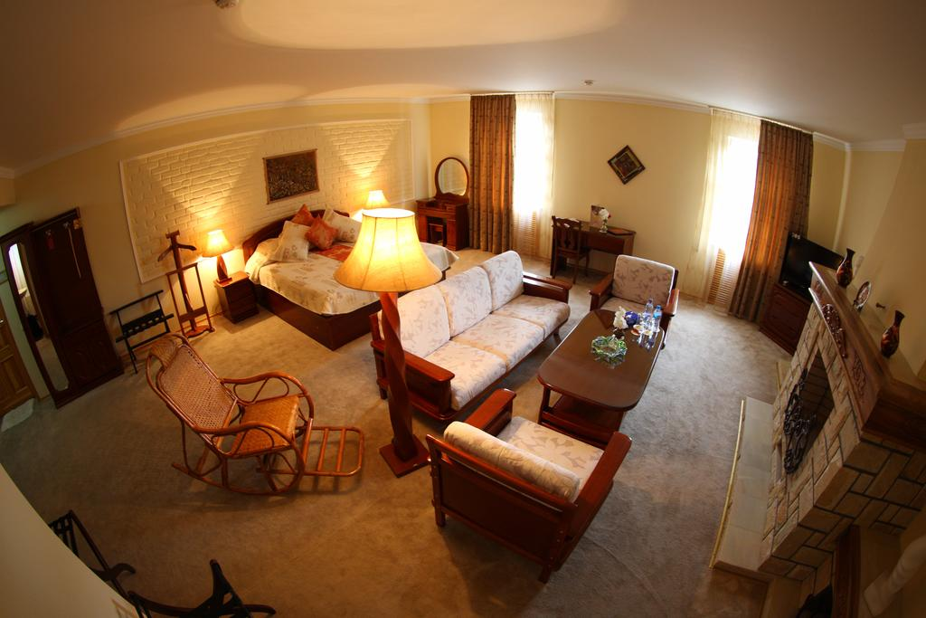 Double Room Grand Samarkand 5