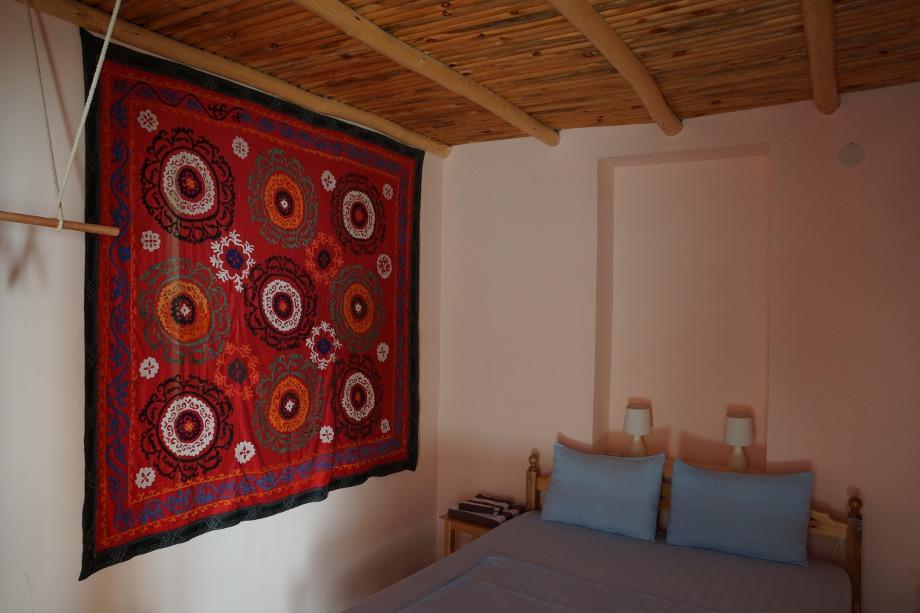 Double Room Helene Oasis Bukhara