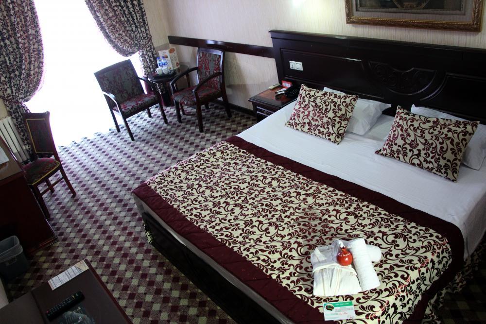 Double Room Hotel Asia Tashkent 2