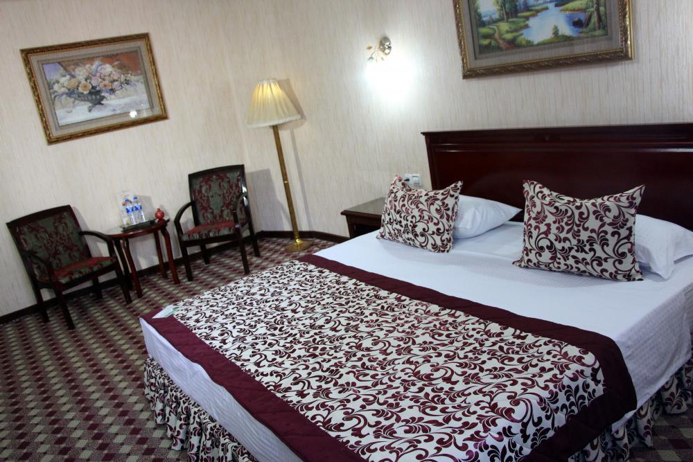 Double Room Hotel Asia Tashkent 5