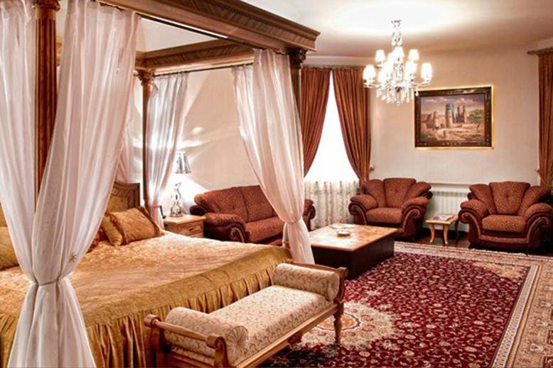Double Room Ichan Kala Tashkent 6