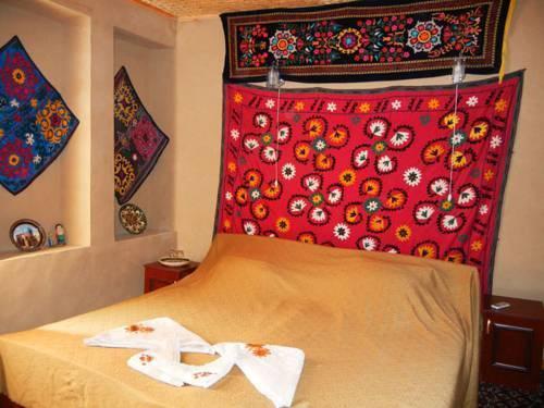 Double Room Jahongir B&B Samarkand 1