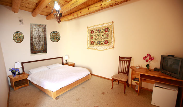 Double Room Lyabi Haus Bukhara