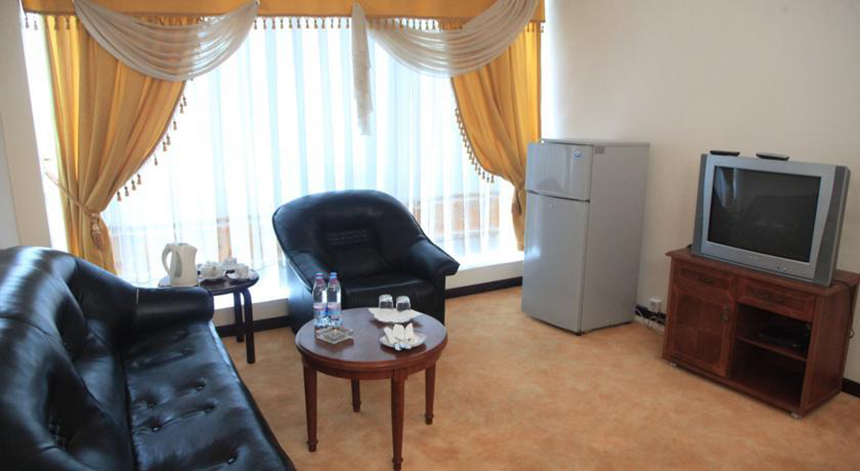 Double Room Meridian Termez