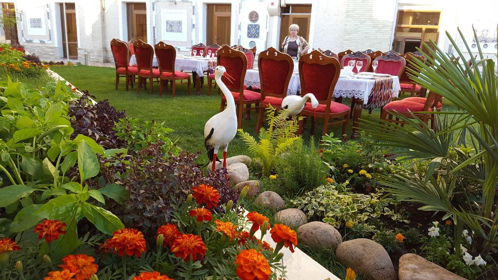 Garden Emirhan Samarkand