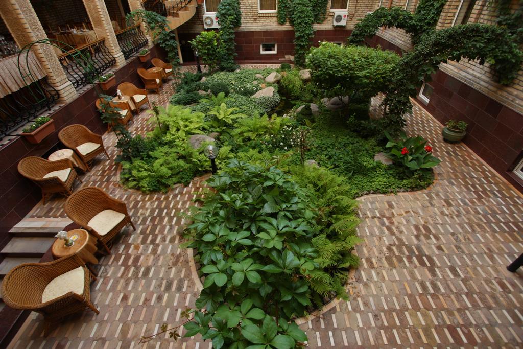 Garden Grand Samarkand 1