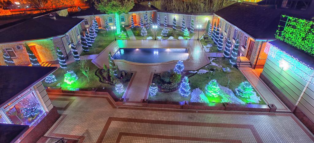 Garden Hotel Sharq Tashkent