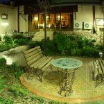 Garden Platan Samarkand