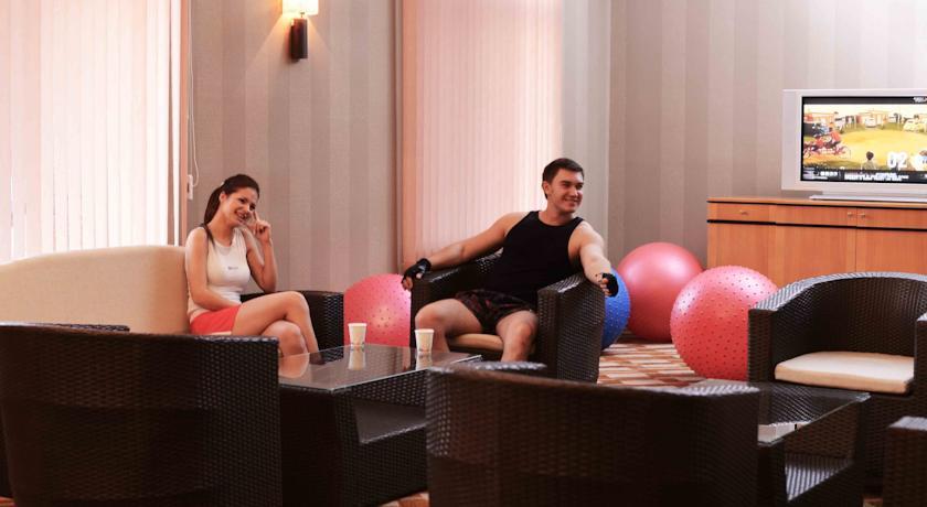 Gym Lotte City Tashkent Palace 2