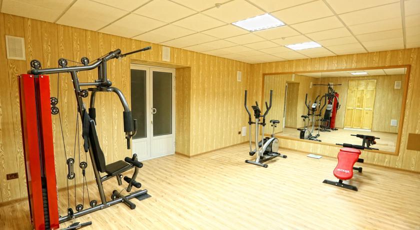 Gym Malika Bukhara