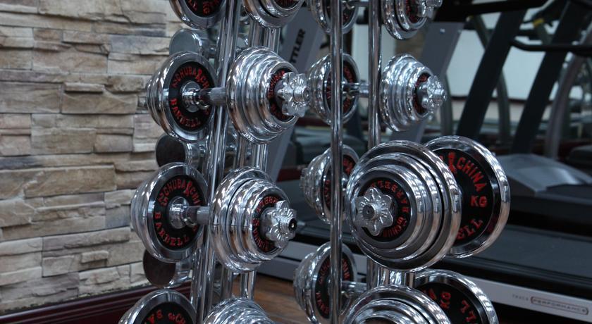 Gym Miran Tashkent 1