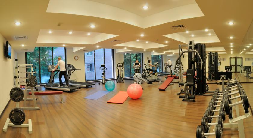 Gym Ramada Tashkent