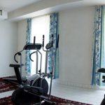 Gym Shodlik Palace Tashkent