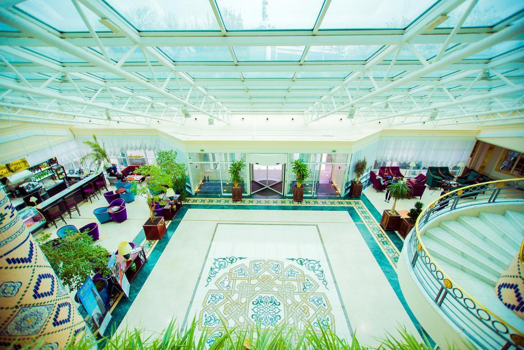 Hall City Palace Tashkent