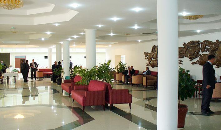 Hall Grand Bukhara 1