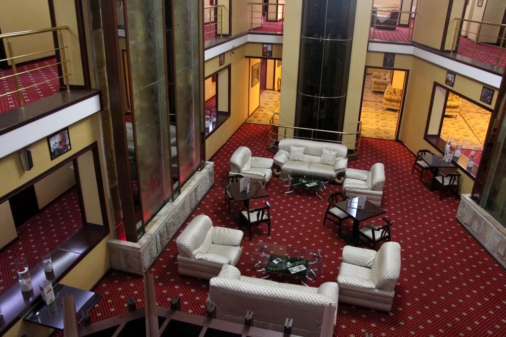 Hall Hotel Asia Tashkent