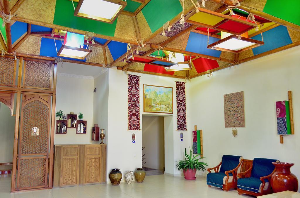 Hall Kabir Bukhara