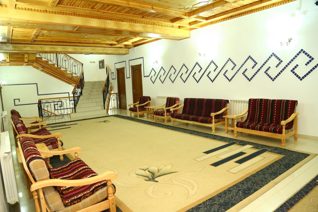 Hall Malika Prime Samarkand