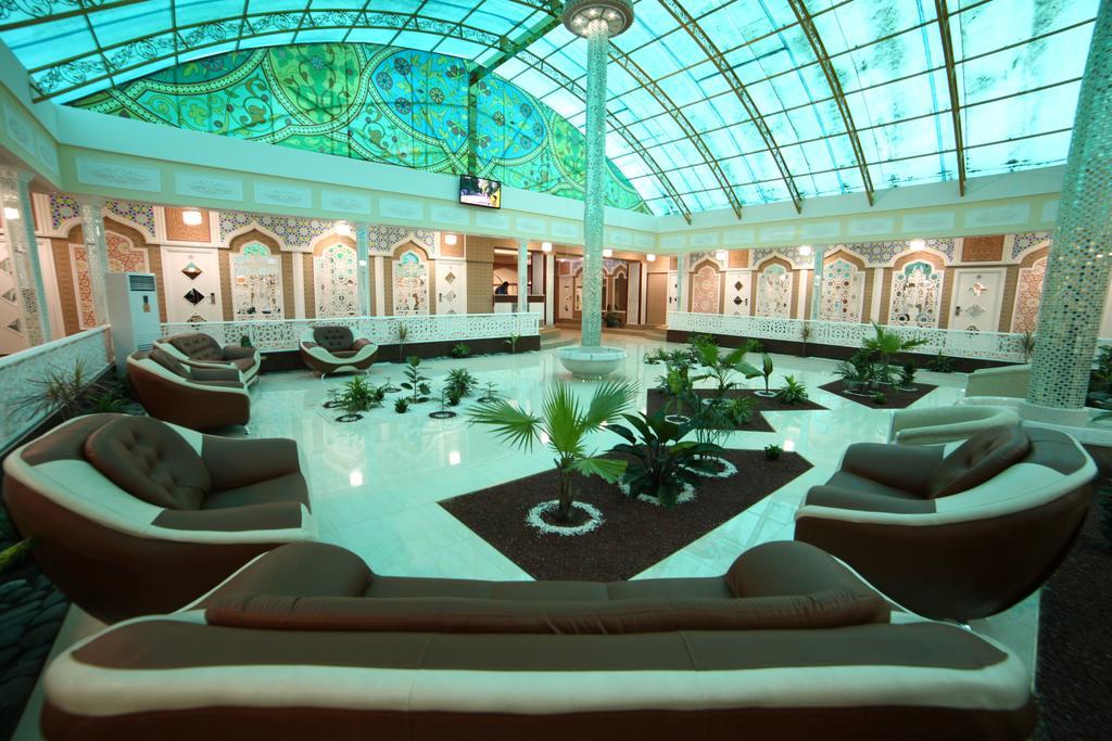Hall Modarihon Bukhara