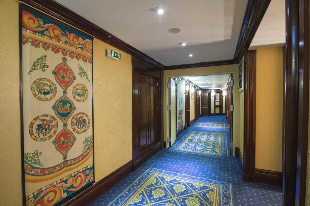 Hallway City Palace Tashkent