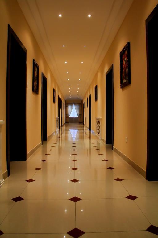 Hallway City Samarkand 1