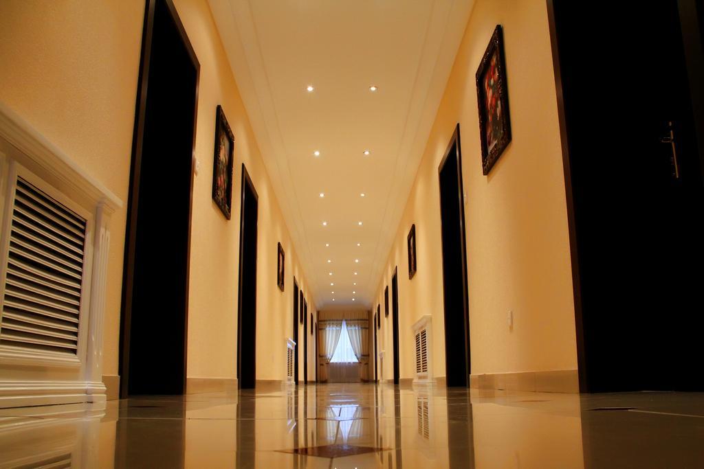Hallway City Samarkand 2