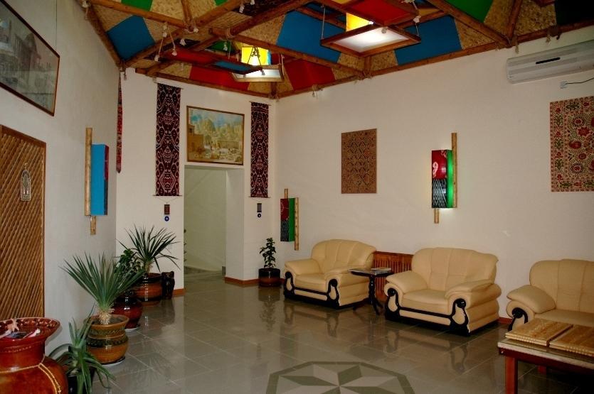 Hallway Kabir Bukhara